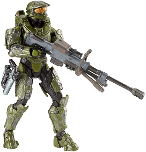 Halo UNSC Battle Master Chief Figure, 6""