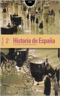 Historia de España 2º Bachillerato. Lote del alumno Enseñanza ...
