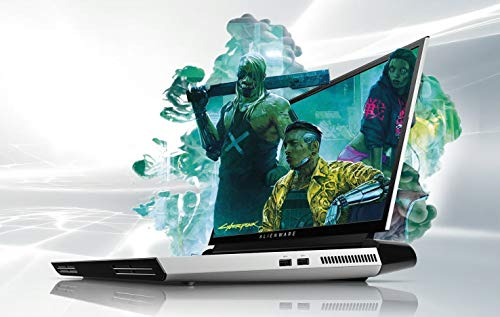 """Area 51M Gaming Laptop Welcome to A New ERA with 9TH GEN Intel CORE I9-9900K NVIDIA GEFORCE RTX 2080 8GB GDDR6 17.3"""" FHD 144HZ AG IPS NVIDIA G-SYNC TOBII EYETRACKING (2TB SSD RAID