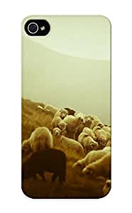 8f3fddb2889 Anti-scratch Case Cover Traveling Protective Shepherd And The Sheep Case For Iphone 5/5s