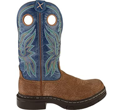 Twisted X Mens Boots EZ Rider Work Pull On