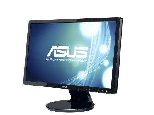 ASUS VE208T 20'' HD+ 1600x900 DVI VGA Back-lit LED Monitor by Asus (Image #4)