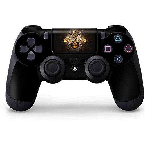 Fantasy & Dragons PS4 Controller Skin – Steampunk Bee