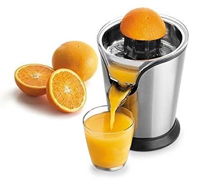 My-Gastro Exprimidor Eléctrico Exprimidor de naranja Litro Naranjas Prensa Limón Jugo