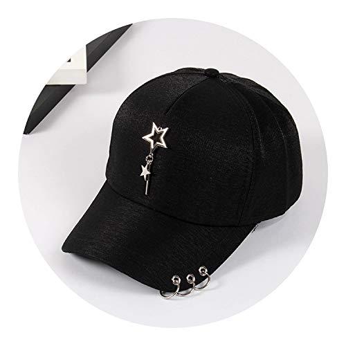 帽子 女性のベルトリングの男性の野球の帽子カジュアルな夏の日陰