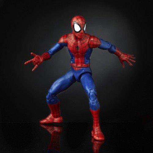 Marvel Legends Ultimate Spider-Man & Marvel's Vulture Exclusive 2-pack action figures