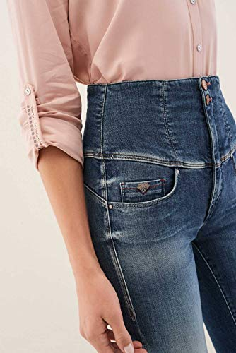 Premium Wash Slim Diva Jeans Salsa Azzuro qpwFgTtt