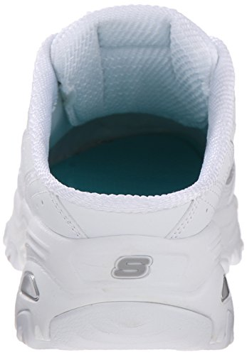 Skechers Sport Women's D'Lites Slip-On Mule Sneaker