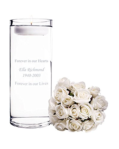 Floating Wedding Memorial Candle - Floating Wedding Memorial Candle by Cathy's Concepts