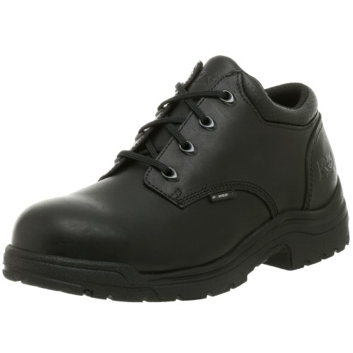 Timberland PRO Men's Titan Safety Toe Oxford,Black,8 - Shopping Valley Lehigh