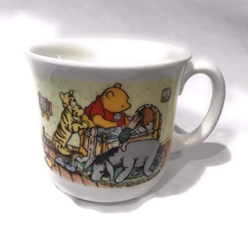 Disney Winnie The Pooh A Christening Gift Mug By Royal Doulton