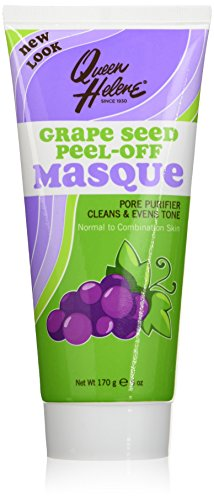 Queen Helene Original Formula Antioxidant Grape Seed Extract Peel Off Masque -- 6 oz