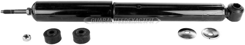 BuyAutoParts 77-69629G4 New For Toyota 4Runner FJ Cruiser Monroe Front Rear Shocks Struts