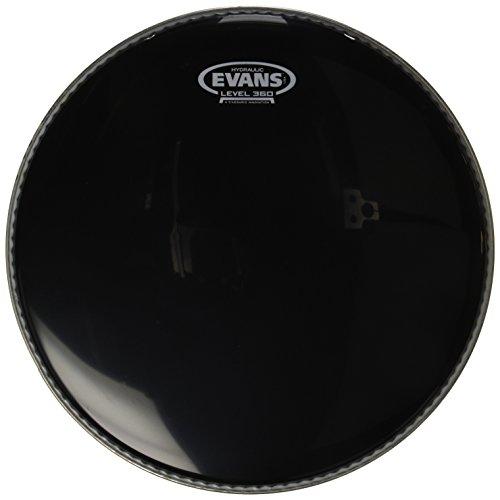 Fat Sandwich - Evans Hydraulic Black Drum Head, 12 Inch