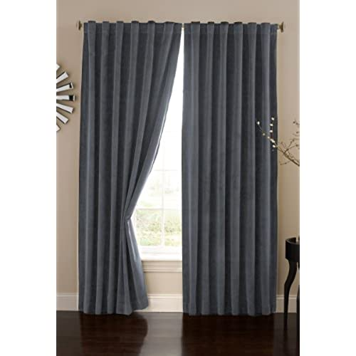 Super Velvet Curtains: Amazon.com SZ08