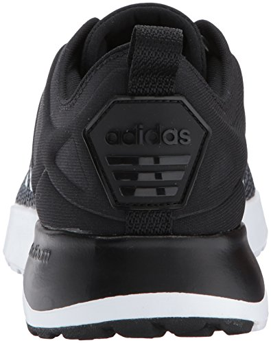 discount for nice adidas Neo Men's CF Super Racer Running-Shoes Black/White/Grey Five discount brand new unisex sale in China Inexpensive cheap online qh9q67M7