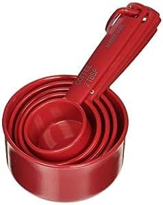 Farberware Professional Measuring Cups (Red, Set of 5)