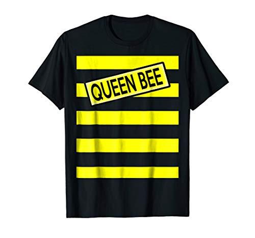 Queen Bee Couples Halloween Costume T-shirt