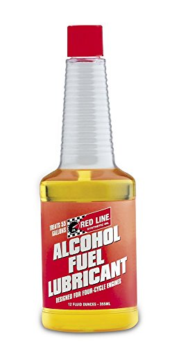 Red Line 41102 Four Cycle Alcohol Fuel Lubricant - 12 Ounce, (Pack of 12) (Additives Fuel Redline)