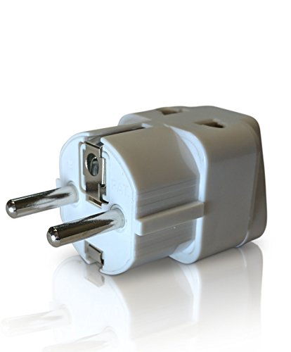 Europe Travel Adapter European Outlets product image