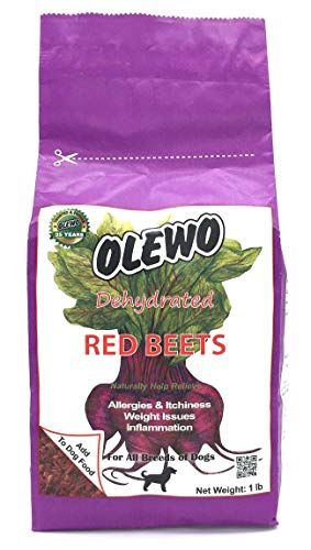 Olewo Dehydrated Red Beets