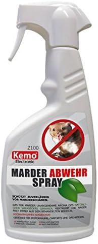 Kemo Marder Abwehrspray 500ml Navigation