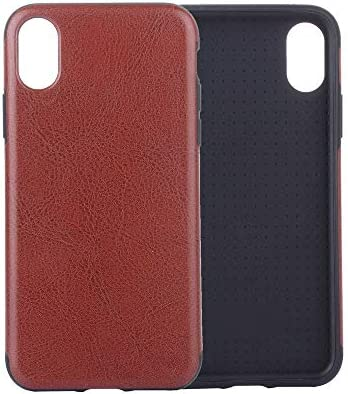 Amazon Com Iphone Xr Leather Case Iphone Xr Genuine Leather Cover