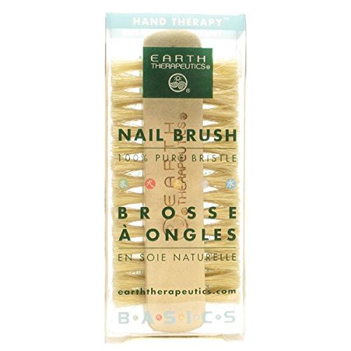 Nail Brush-Deluxe Earth Therapeutics 1