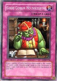Flaming Eternity Single (Yu-Gi-Oh! - Good Goblin Housekeeping (FET-EN054) - Flaming Eternity - Unlimited Edition - Common)