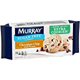 Murray Sugar Free Cookies, Chocolate Chip with Pecans, 8.8 oz Tray(Pack of 12) For Sale