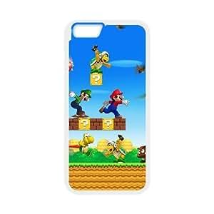 iphone6 4.7 inch White phone case Game boy Super Mario Bros JHQ4445087