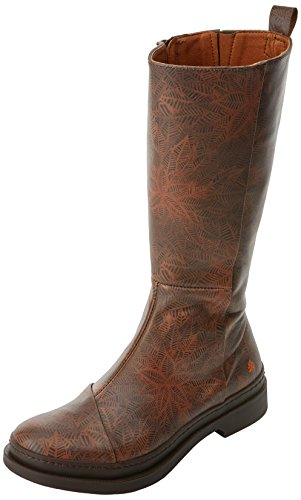Brown Art Women's Leaves Fantasy Bonn Boots pwawxPq
