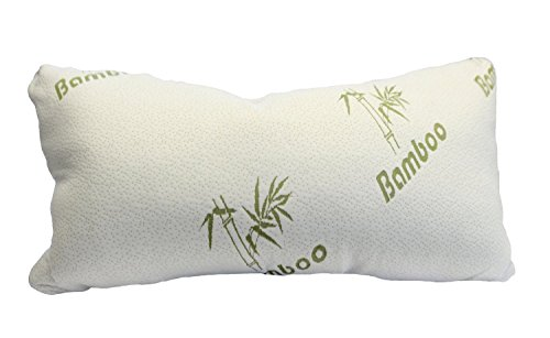 Bamboo Magic Memory Foam Pillow, Maximum Support for Back & Neck Standard - Versace Www