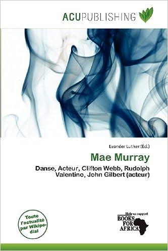 Lire en ligne Mae Murray pdf