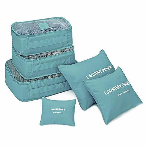china-telecom-6-cube-organizer-laundry-pouch-travel-bag-travel-packing-cube-set