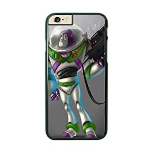 iPhone 6 Black Cell Phone Case Buzz Lightyear KVCZLW0444 Clear Phone Case Unique