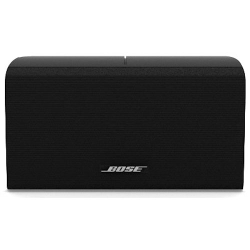 Bose Acoustimass Horizontal Cube Center Channel Speaker - Black