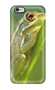 Hot Tpye Frog Animal Amphibian Macro Case Cover For iphone 6 plus