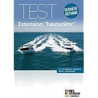 Code Rousseau test extension hauturière 2018