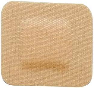 D8002 3.8x3.8cm HypaPlast Fabric Plasters Pack of 100