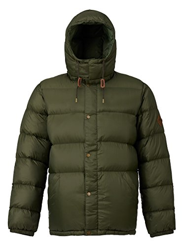 - Burton Men's Heritage Down Jacket, Forest Night, Small