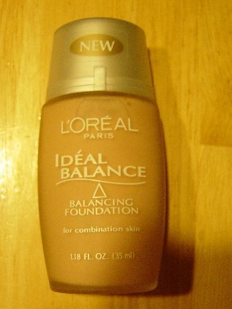 Loreal Paris Ideal Balance Balancing Foundation for Combination Skin SPF 10 #306 Creamy Natural -