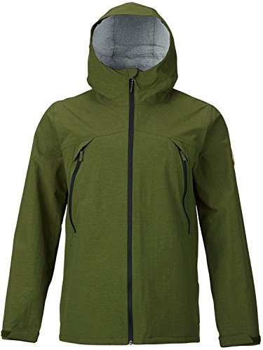 Burton Men's Interval Jacket, Rifle Green, Large ()