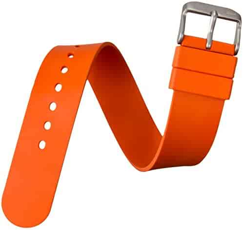bc77052a88b Shopping ZULUDIVER - Orange - Watch Bands - Watches - Men - Clothing ...