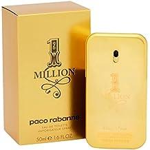 Paco Rabanne 1 Million By Paco Rabanne For Men Eau De Toilette Spray, 1.7-Ounce/50 Ml