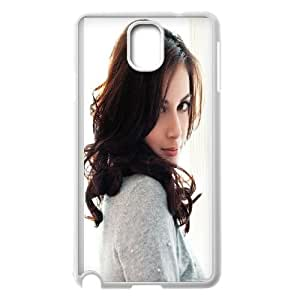 Samsung Galaxy Note 3 Cell Phone Case White Dia Mirza SLI_736002