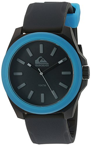 quiksilver-mens-qs-1015bkbl-the-fader-blue-accented-black-silicone-strap-watch