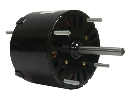 General Fasco Motor Purpose (Fasco D126 3.3-Inch General Purpose Motor, 1/40 HP, 115 Volts, 1500 RPM, 1 Speed, 1.1 Amps, OAO Enclosure, CWSE Rotation, Sleeve Bearing)