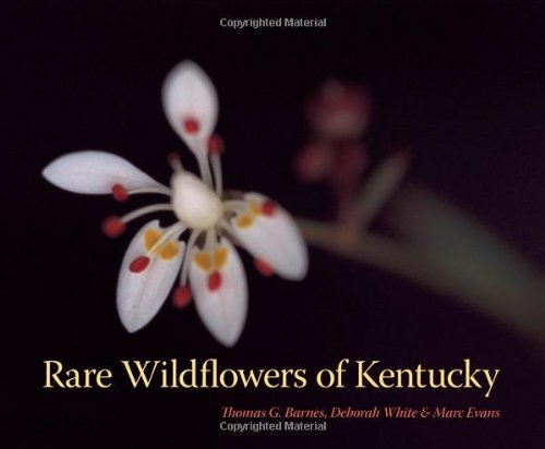 Rare Wildflowers of Kentucky (State Flower Kentucky)