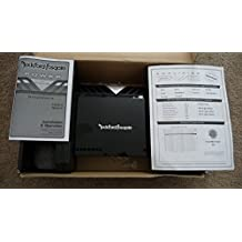 Rockford Fosgate Power T400-4 400-Watt Multi-Channel Amplifier